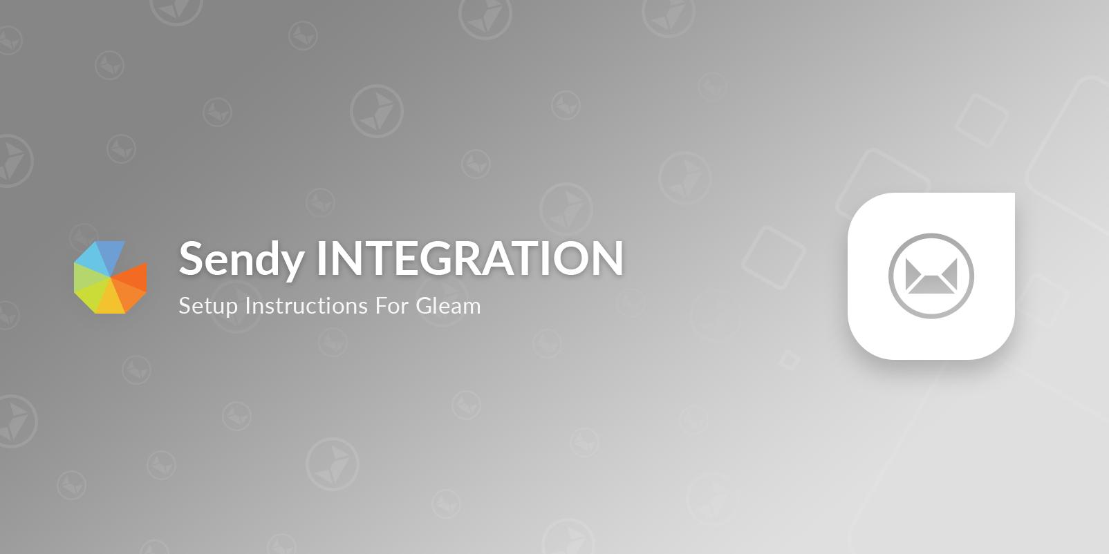 Gleam Sendy Integration