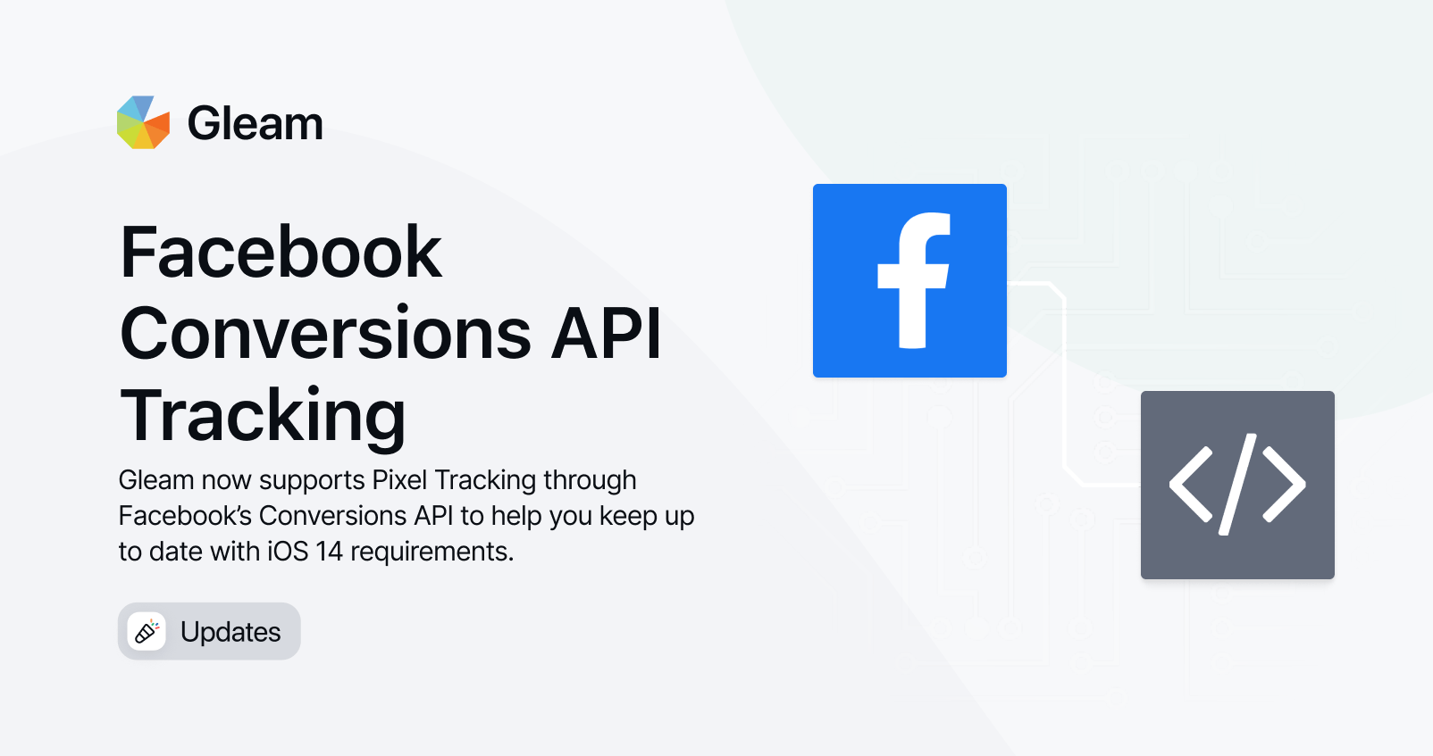 Support for Facebook Conversions API Tracking