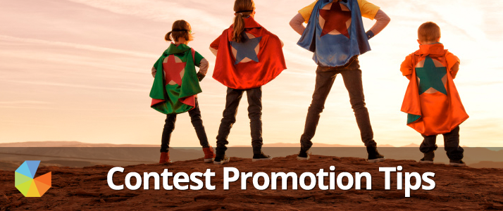 Gleam Competition Promotion Tips