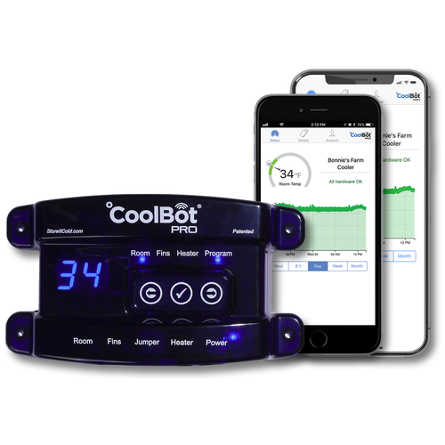 Morebeer! Coolbot Pro Walk-in Cooler Controller (wifi Enabled) Giveaway!