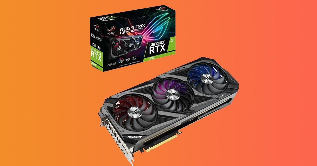 NVIDIA GeForce RTX 3080 Giveaway