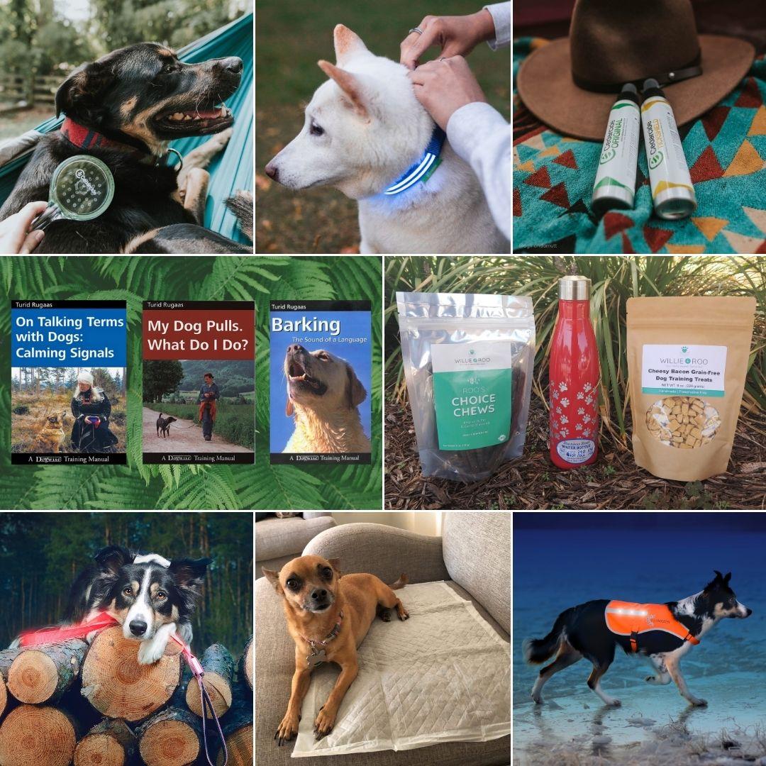 October 2020 ~ Dog Prize Bundle Giveaway Giveaway Image