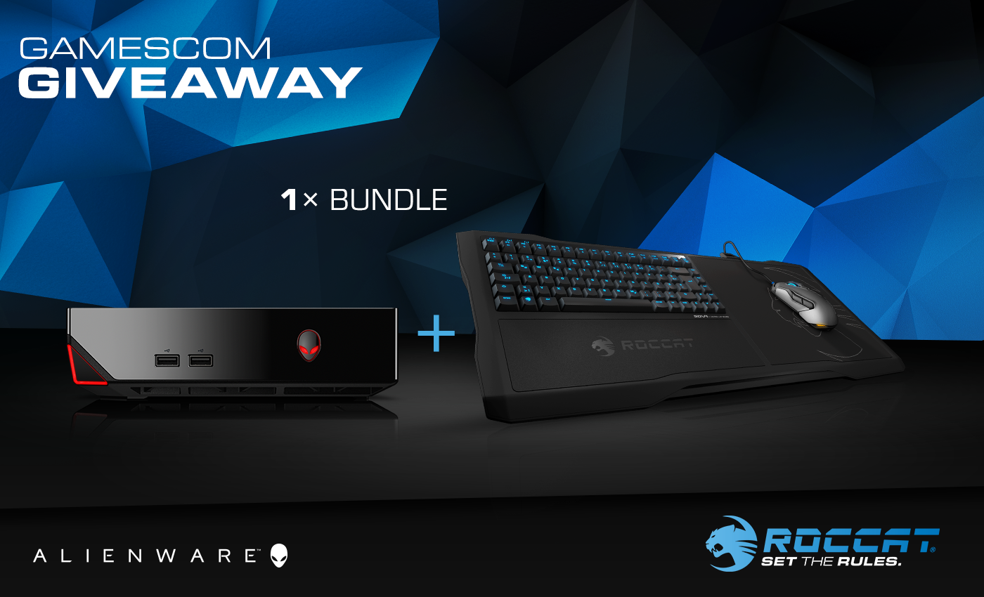 Gamescom #OwnTheCouch Giveaway