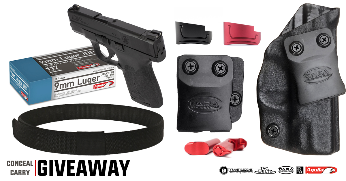 The Ultimate Conceal Carry Giveaway