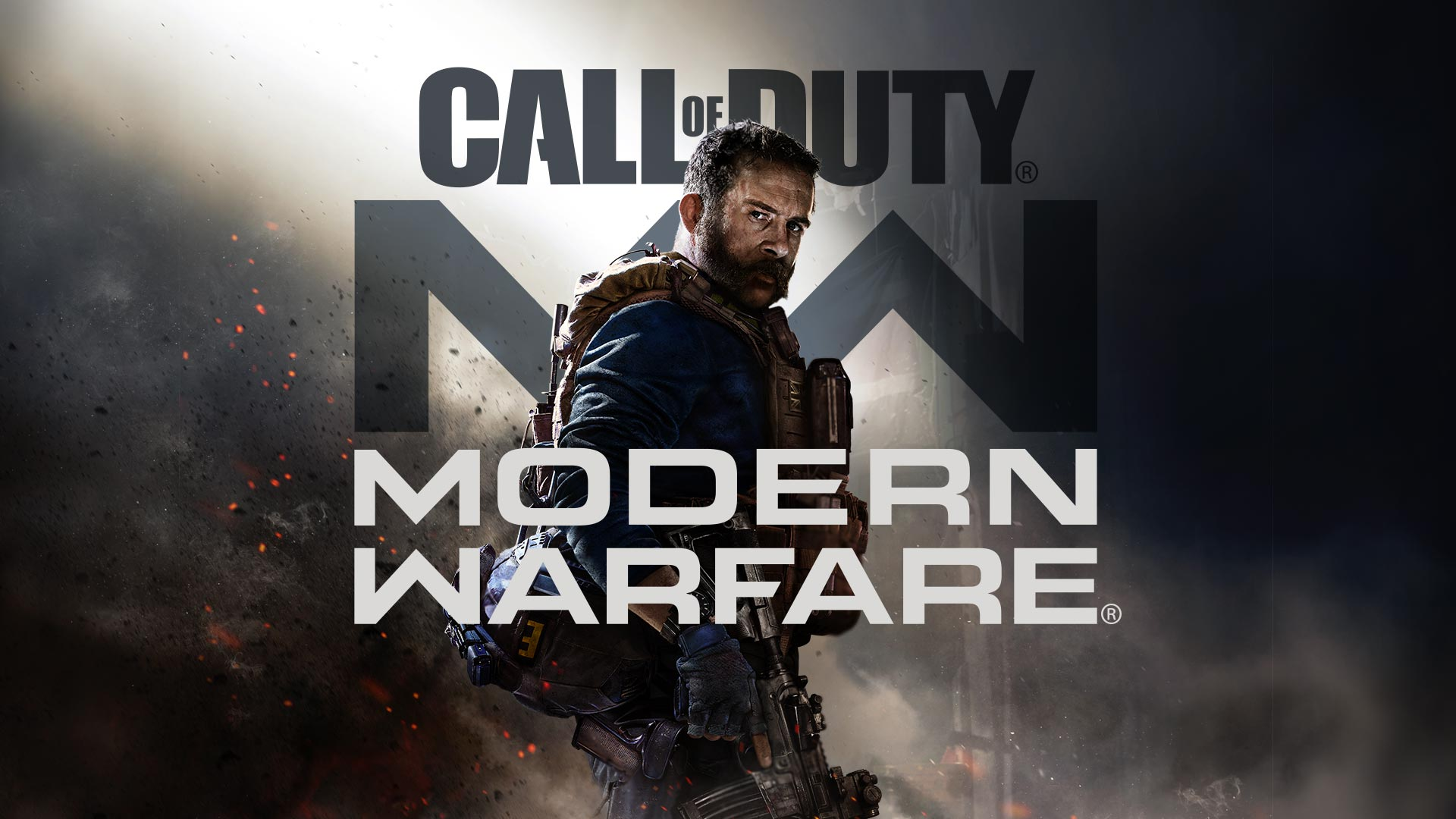 Enter for a chance to win a copy of Call of Duty: Modern Warfare! 5 Winners! Giveaway Image