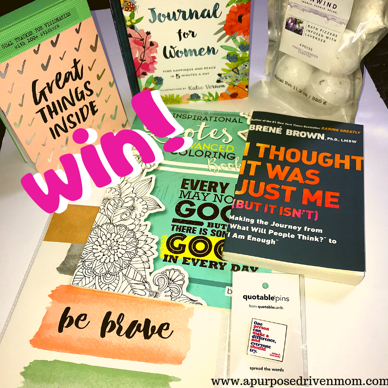 Mom Self Care Giveaway Giveaway Image