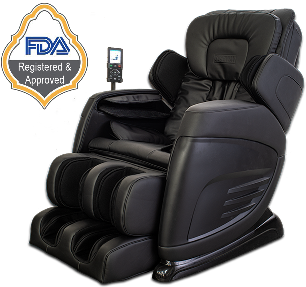 Slabway Full Body Massage Chair worth $3000 Giveaway Image