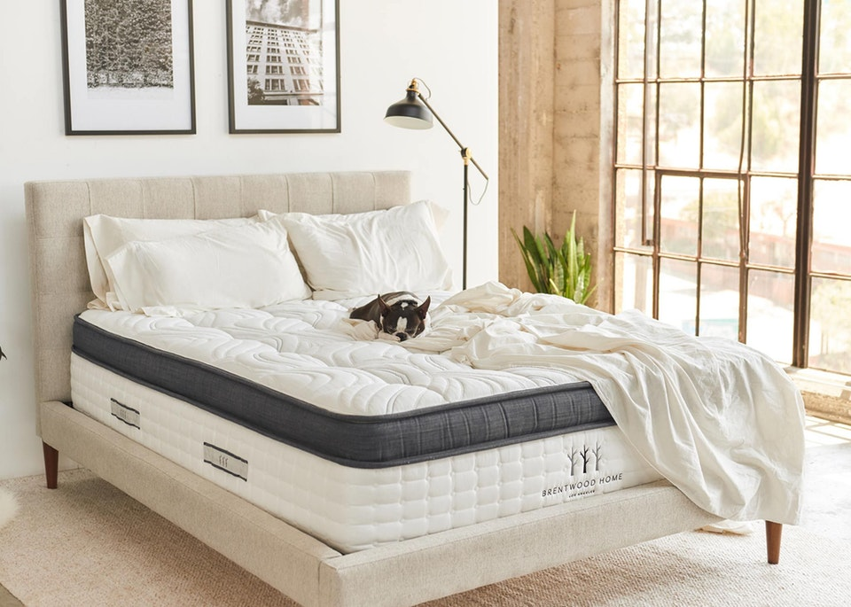 Brentwood Home Oceano Mattress Giveaway Giveaway Image
