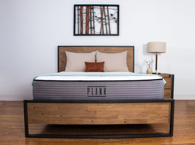 Win a Plank Flippable Mattress Giveaway Image
