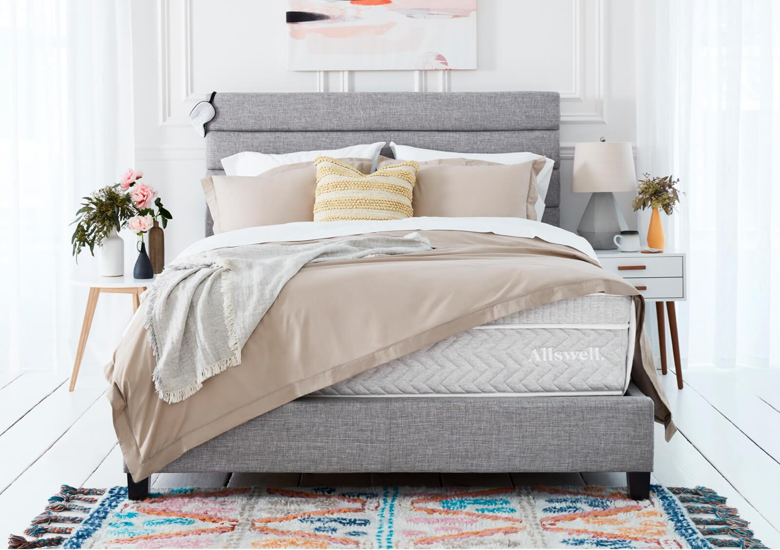 Win a Allswell Supreme Mattress! Giveaway Image