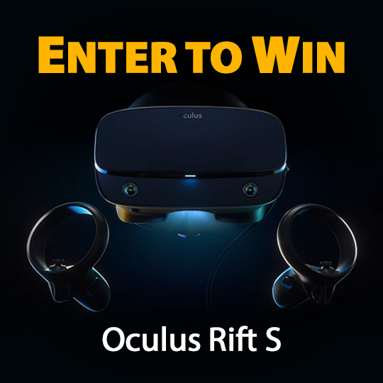 Oculus Rift S Giveaway Giveaway Image