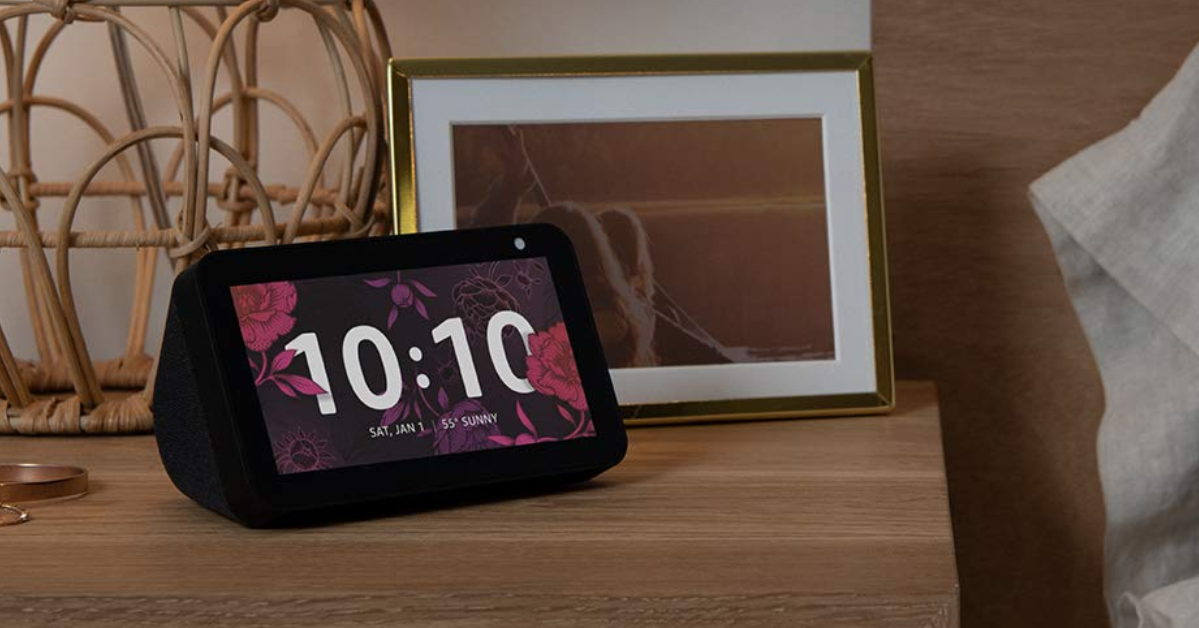 Win Amazon Echo Show 5 Giveaway by Fulfillrite Giveaway Image