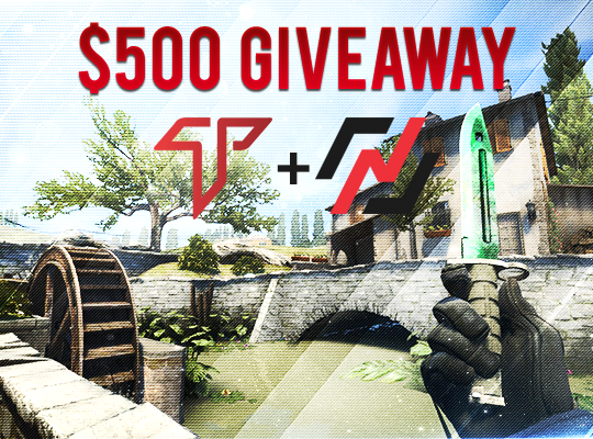 $500 worth of skins.. 5 lucky winners!