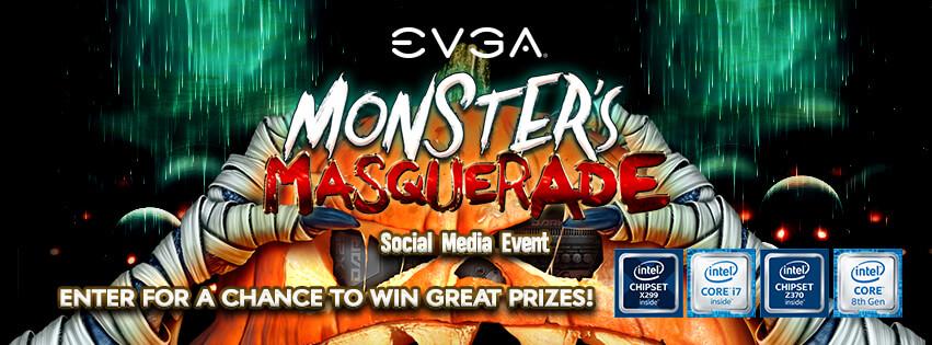 EVGA Halloween giveaway