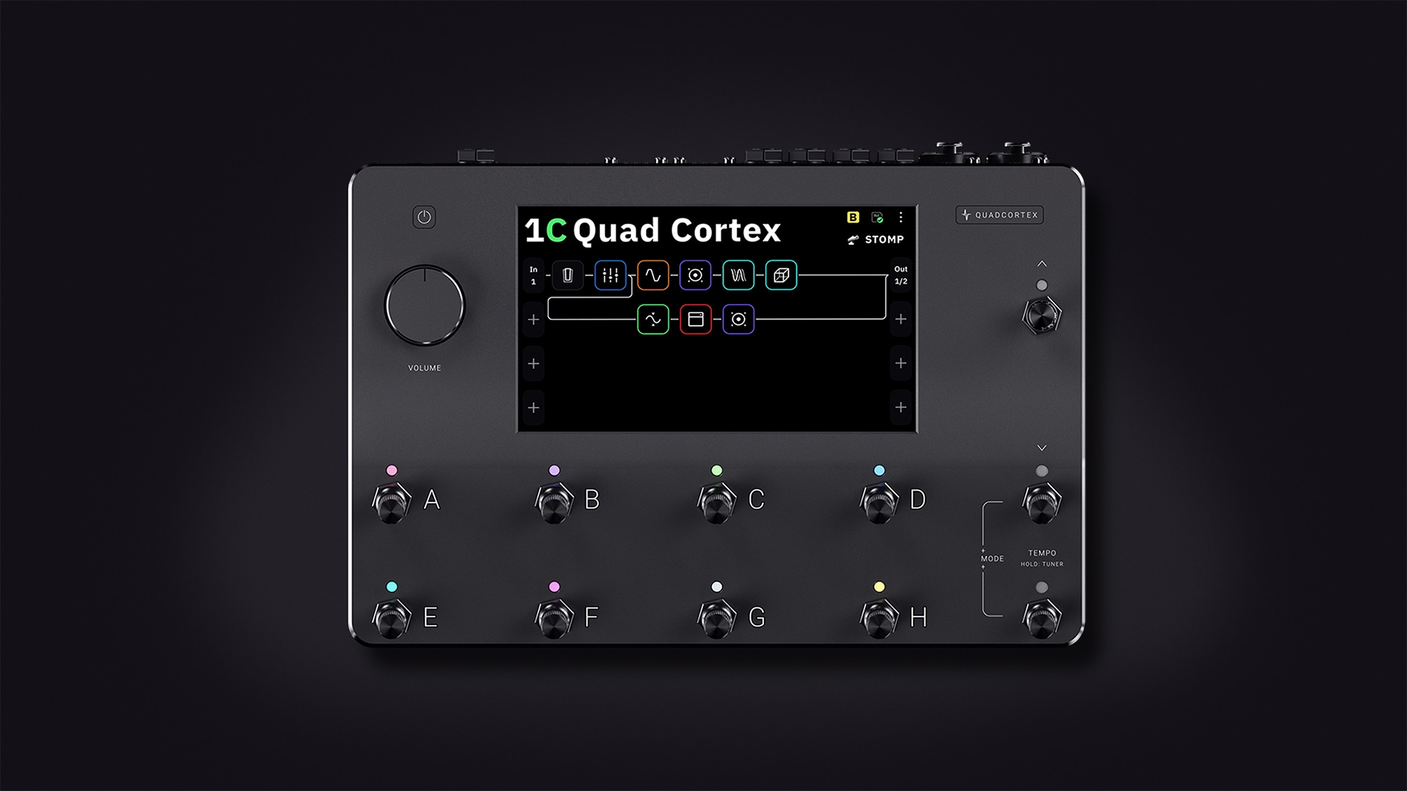 online contests, sweepstakes and giveaways - Quad Cortex