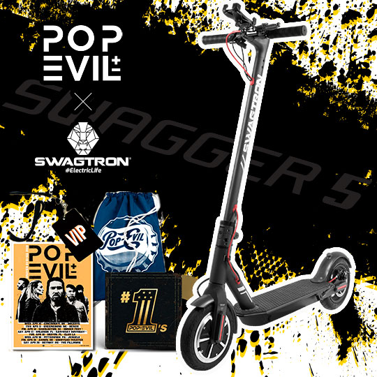 POPEVIL Be Legendary Giveaway Giveaway Image