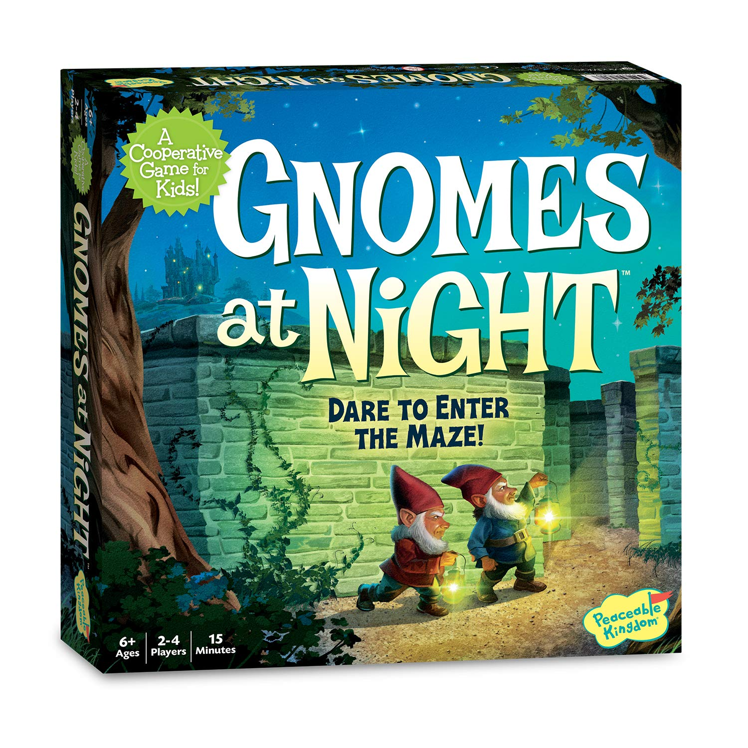 Enter for a chance to win the Board Game Gnomes at Night Giveaway Image