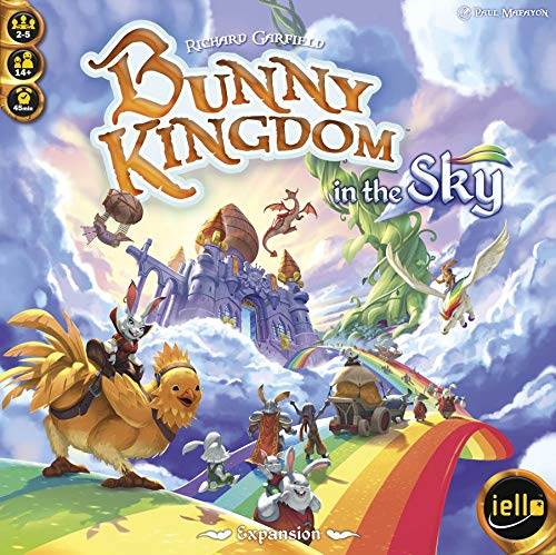 """Enter for a chance to win the Board Game Expansion """"Bunny Kingdom in the Sky"""" Giveaway Image"""