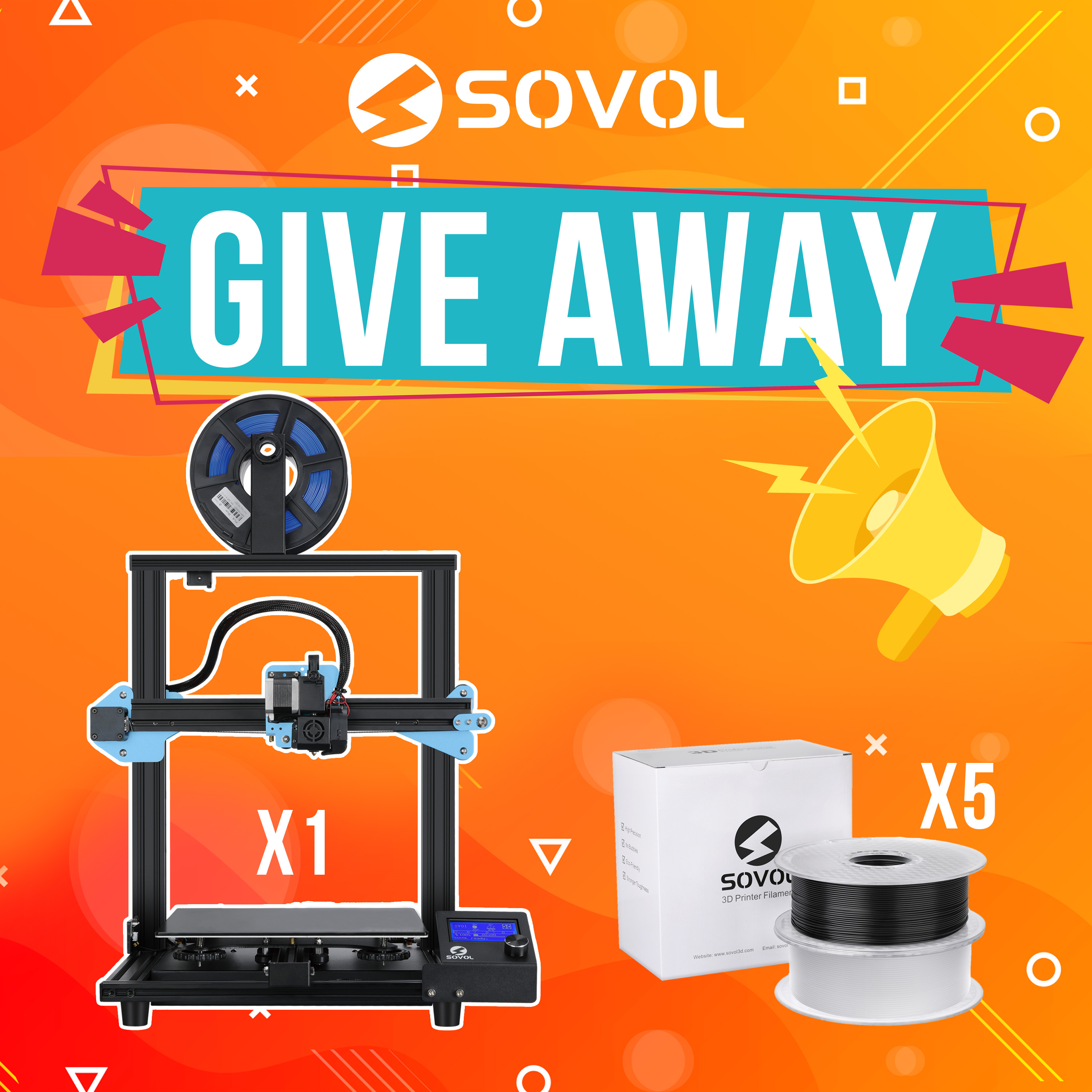 Sovol Sv01 Direct Drive 3d Printer