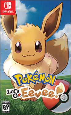 Pokémon Let's Go Eevee Giveaway