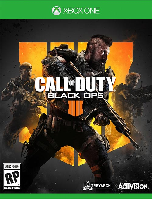 eStarland XBoxOne Call of Duty Black Ops 4 Giveaway