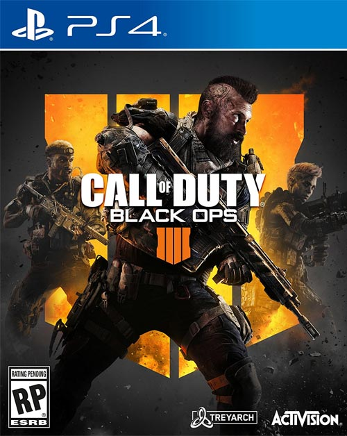 eStarland PS4 Call of Duty Black Ops 4 Giveaway