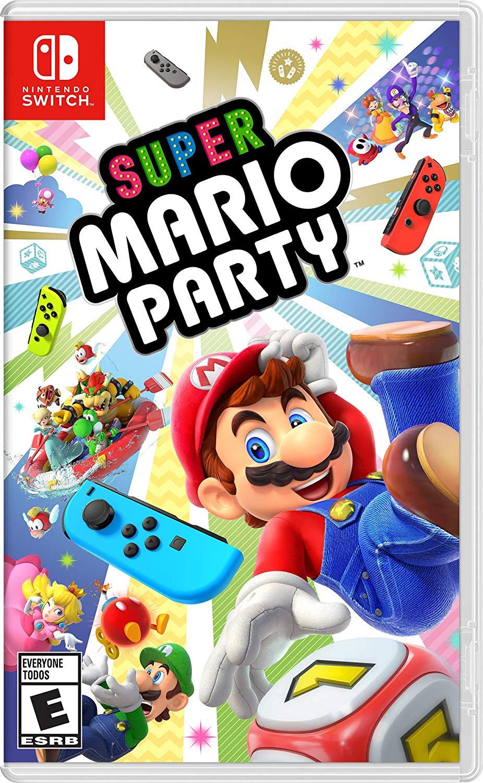 eStarland Nintendo Switch Super Mario Party Giveaway