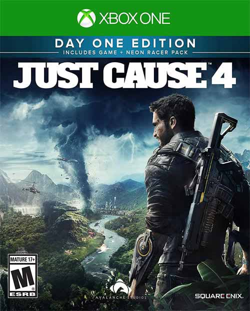 Win copy Just Cause 4 PS4 eStarland Giveaway
