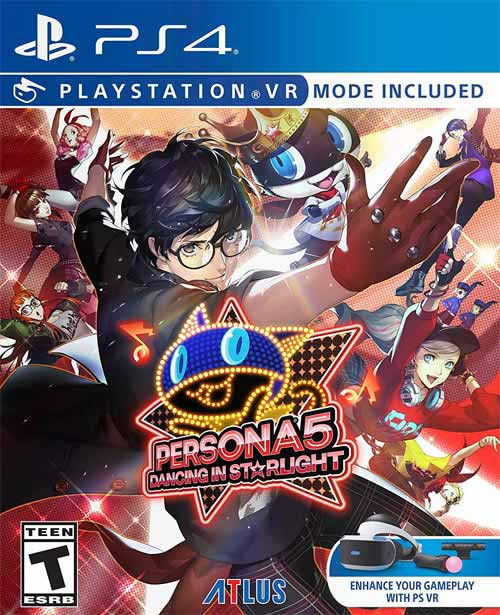 Persona 5 Giveaway PS4 eStarland