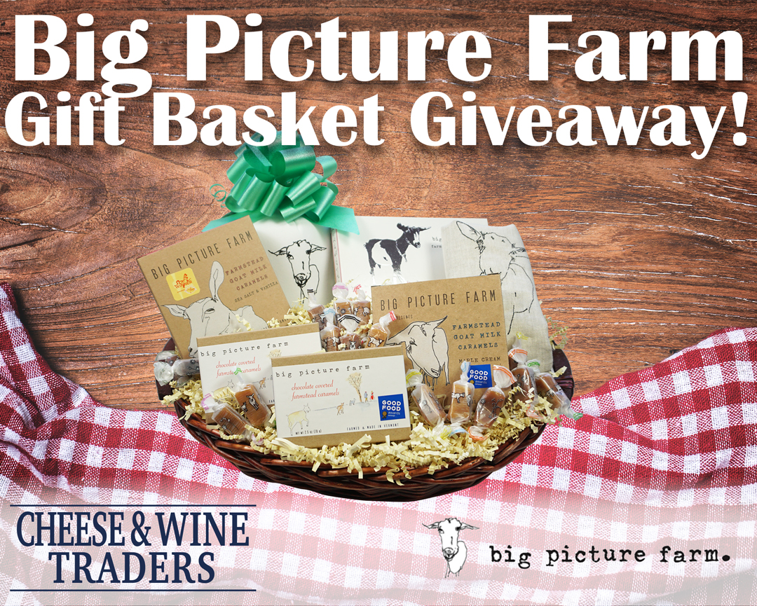 Big Picture Farm Gift Basket Giveaway Giveaway Image