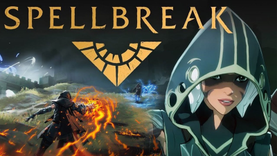 Enter for a chance to win the PC Game - Spellbreak Giveaway Image