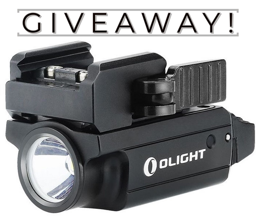 Olight PL-Mini 2 Giveaway [an $89 value]! Giveaway Image