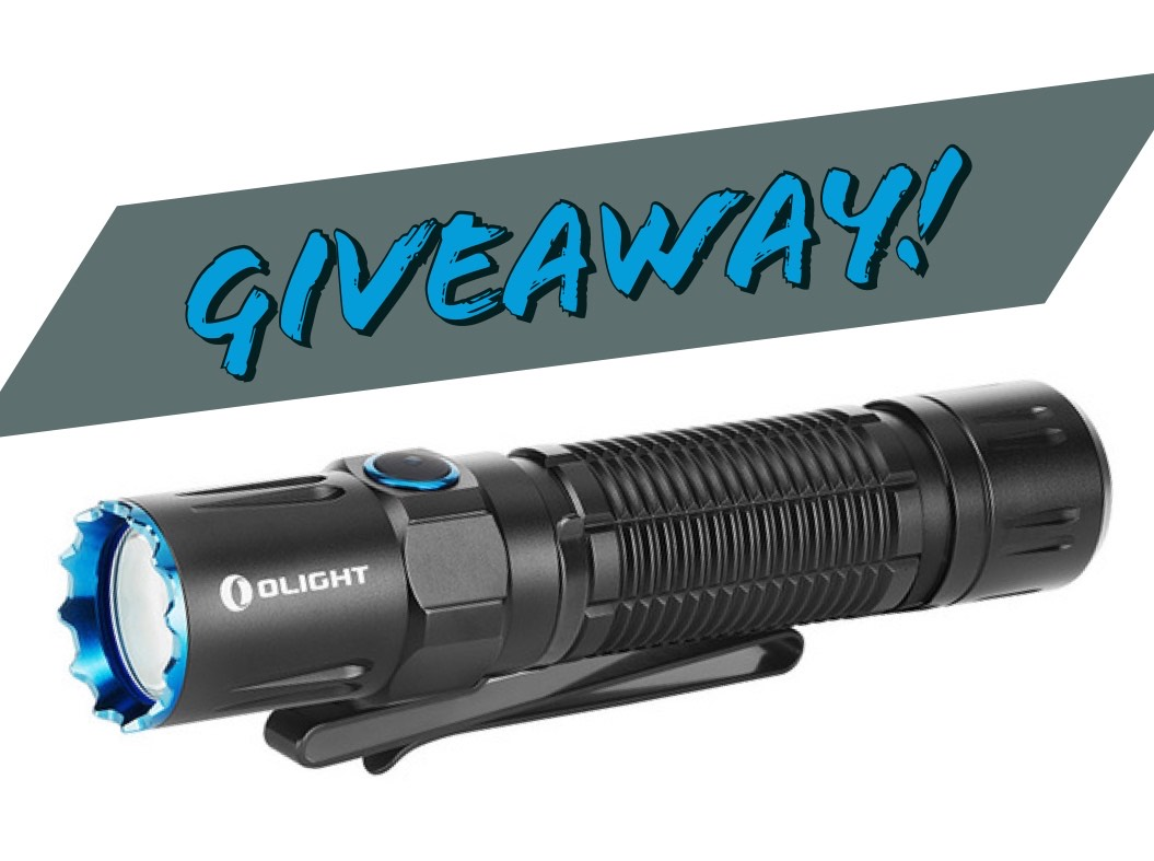 Olight M2R Pro Giveaway (a $110 value)! Giveaway Image