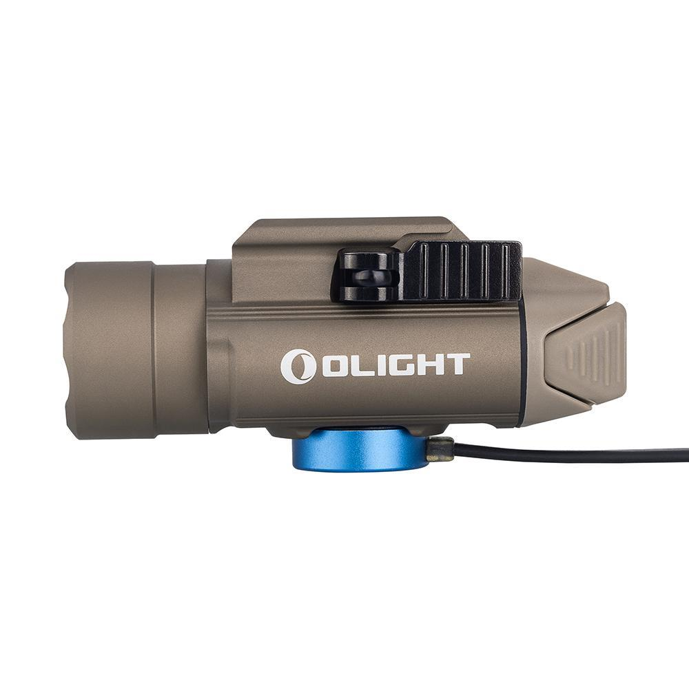 Enter for a chance to win an Olight PL-PRO Rechargeable LED Weapon Light with Magnetic Remote Switch! Valued at $160! Giveaway Image