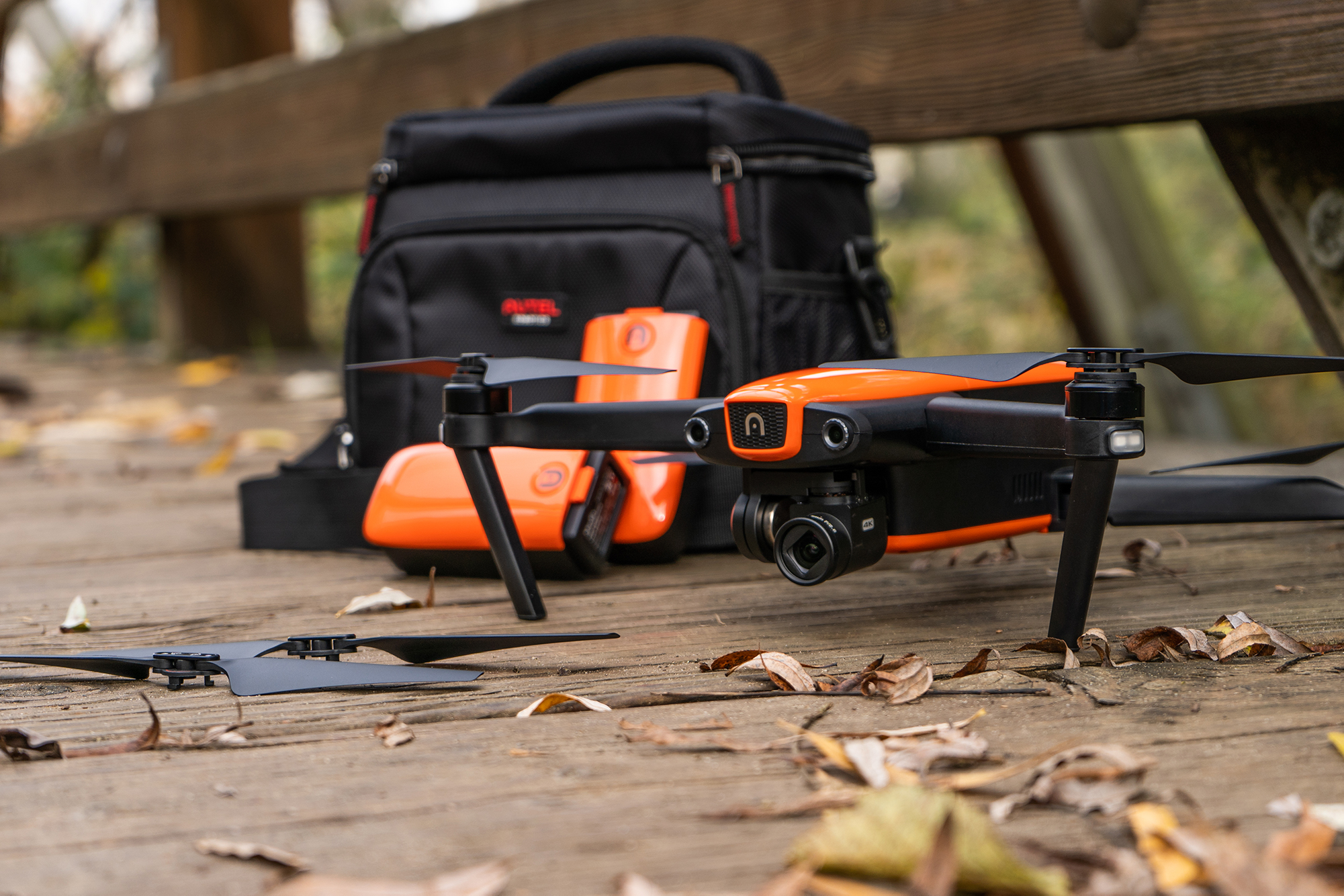 Win a Autel Robotics EVO Drone and On The Go Bundle Giveaway Image