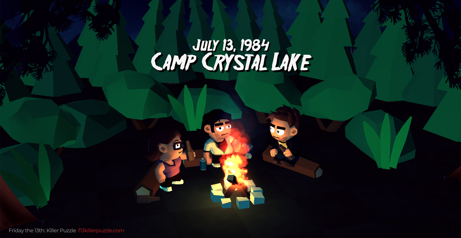 Contest: Win a Slayaway Camp/Friday the 13th Killer Puzzle prize pack for Switch! Giveaway Image
