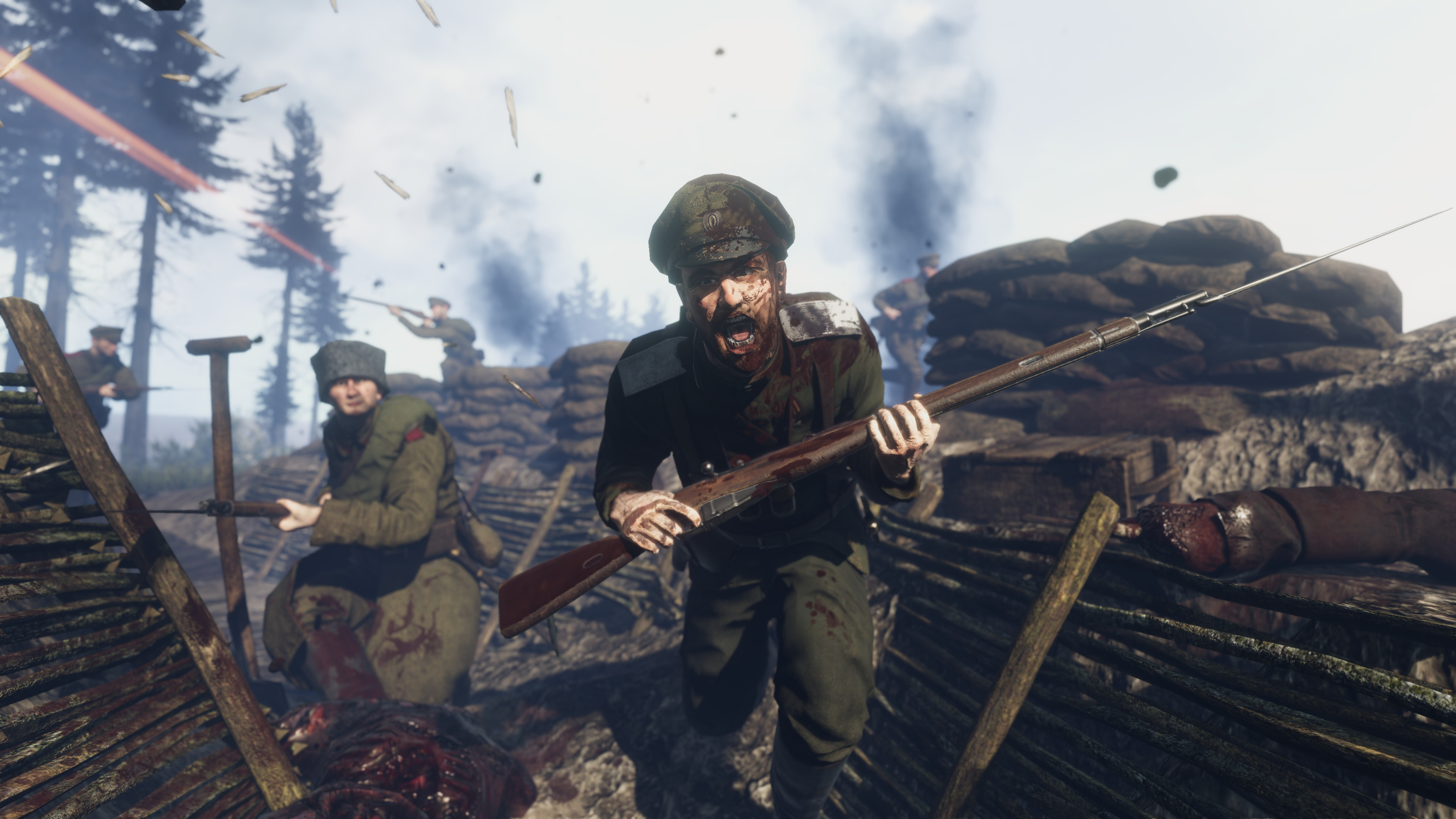 Enter for a chance to win a Steam copy of Tannenberg for PC Giveaway Image
