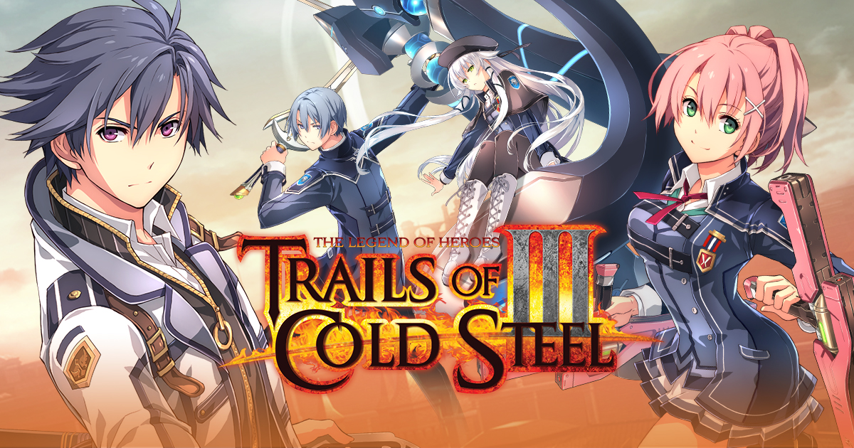 Dtoid Contest: Hit The Road With A Physical Ps4 Copy Of Trails Of Cold Steel Iii