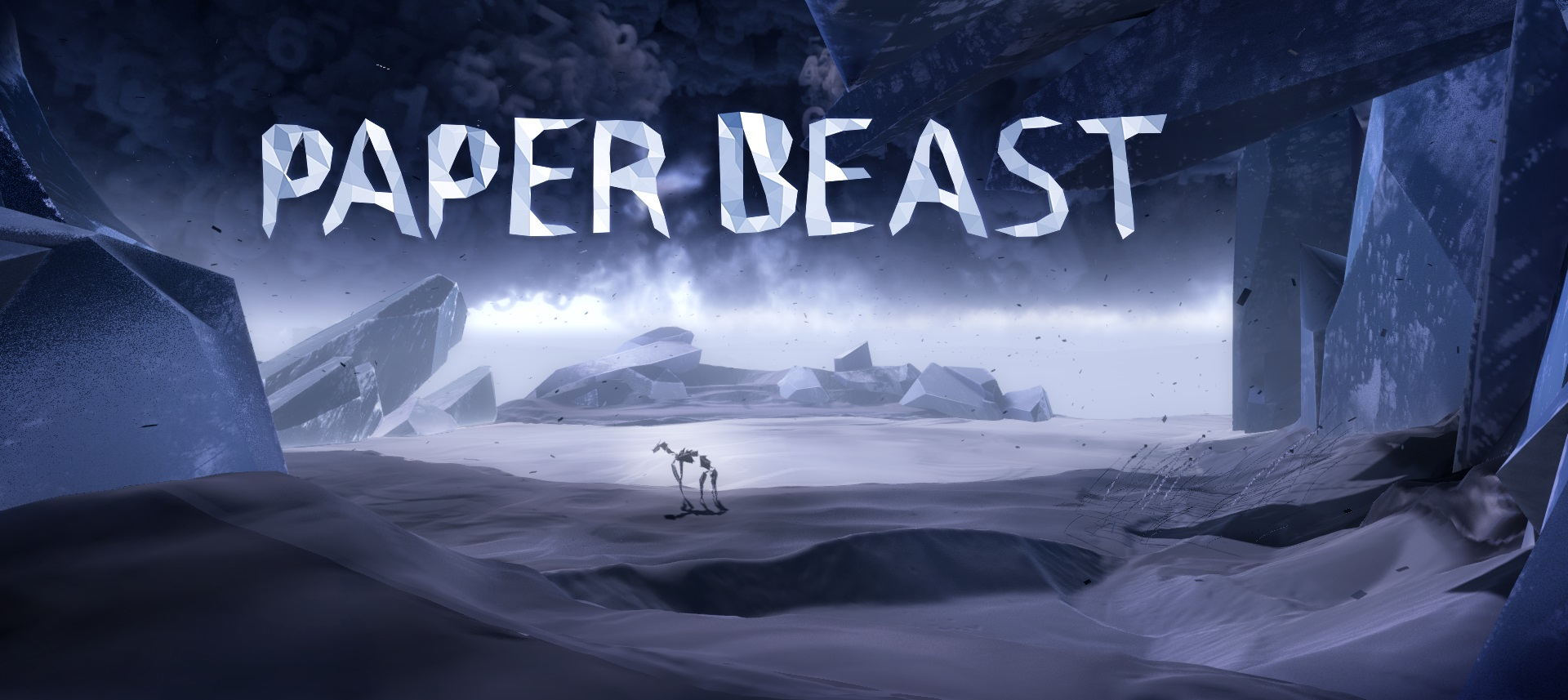 Enter to win a PSVR copy of Paper Beast Giveaway Image