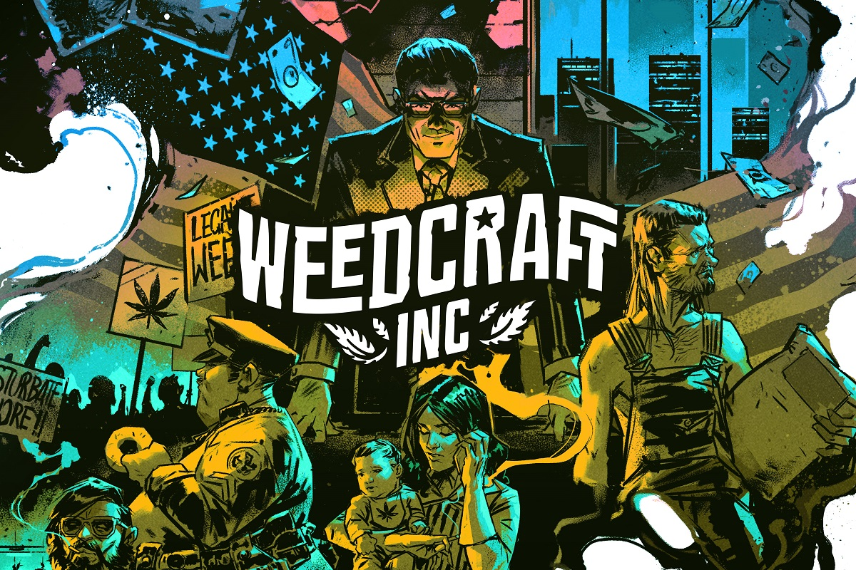 Enter into PCI Contest for a chance to win a Steam copy Of Weedcraft Inc for PC Giveaway Image