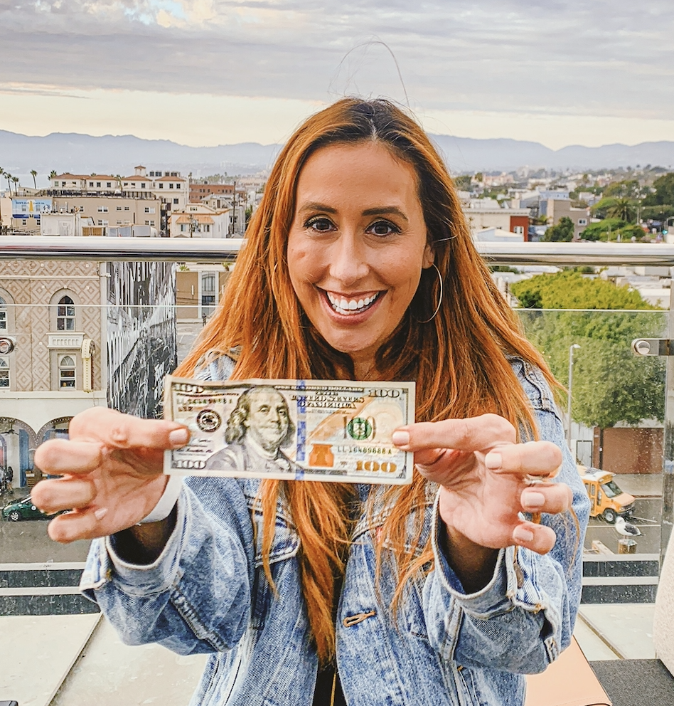 Win $100 with Trusted Travel Girl Giveaway Image