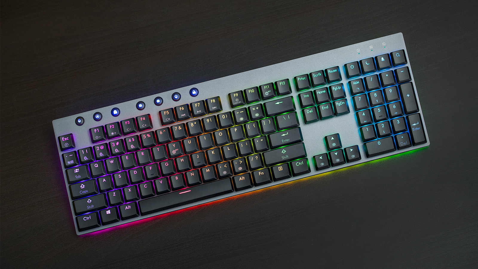 Hexgears Venture Low Profile Bluetooth Mechanical Keyboard Giveaway Giveaway Image