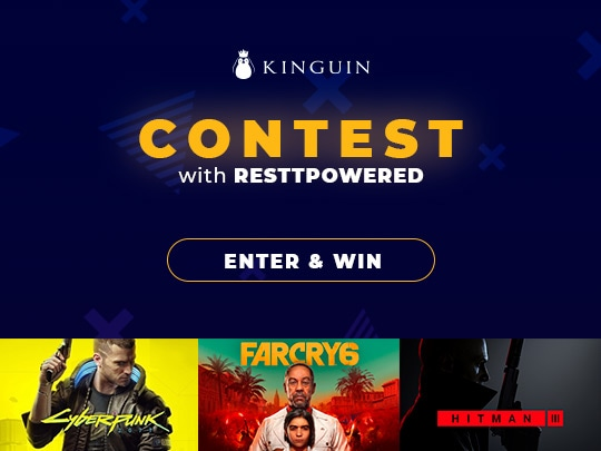 3x GAME OF YOUR CHOICE Giveaway Image