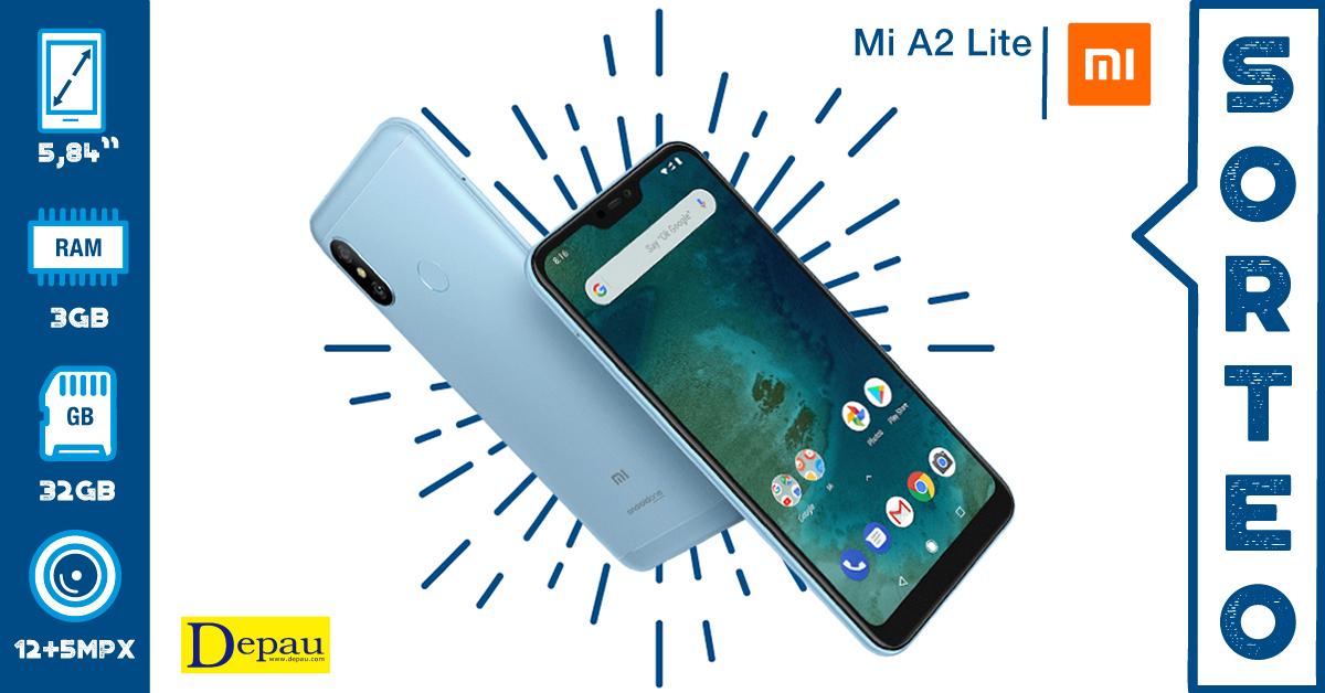 Xiaomi Mi A2 Lite Giveaway Image