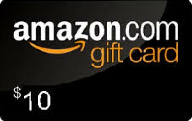 PrizeColiseum - $10 Amazon eGift Card Giveaway Image