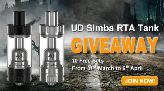 UD Simba Giveaway 10 Sets