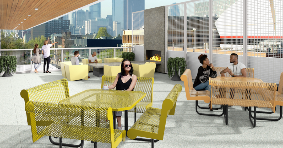 Apartments Near Temple University | The Nest Luxury Student Housing