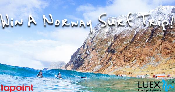 LUEX Lapoint Norway Raffle