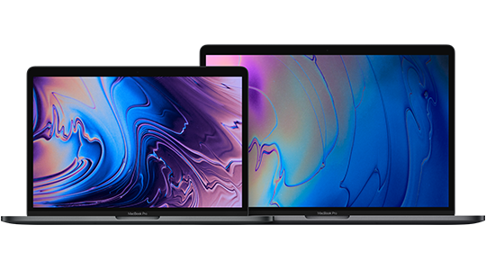 Win A New MacBook Pro!