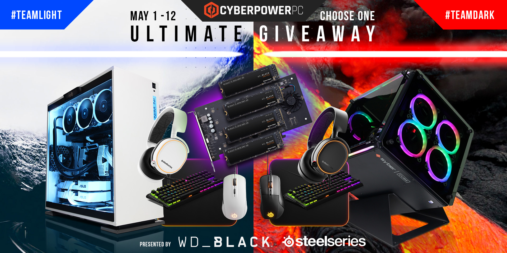 89e0b86604d34 WD Black and CyberPower PC Ultimate Giveaway image